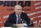 普京表示将针对性回应美国退出《中导条约》