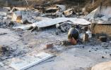 美国加州大火已致76人死 特朗普赴重灾区视察