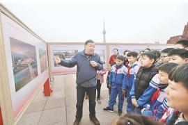 """纪念改革开放40周年""""焦作记忆""""摄影展火爆"""