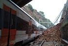 巴塞罗那火车脱轨