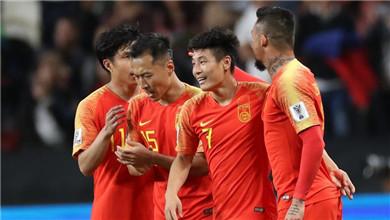 2019亚洲杯·中国3:0菲律宾 率先C组出线