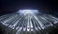 北京铁路迎春运高峰期 三大站预计发送旅客近50万人