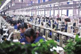 瑞贝卡连年位居全球行业龙头 省委书记都点赞了