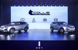 覆盖四大安全维度 WEY发布Collie技术品牌