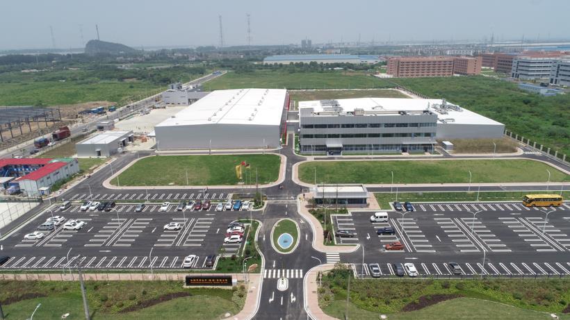 产能布局,在华新投建项目,汽车零部件企业,产能布局