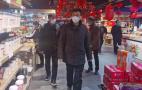 【河南战疫 我们在行动】李卫明暗访城区疫情防控工作落实情况