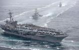 """美国""""罗斯福号""""航母上25人已确诊新冠肺炎 感染地点仍未知"""