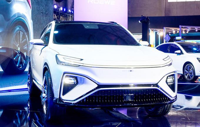 荣威两款电动车8月将上市 高端SUV配备5G技术-图1