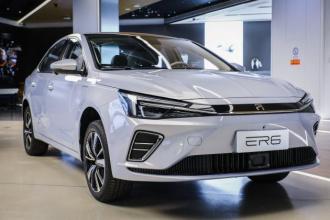 补贴后售价16.28-20.08万元 荣威R ER6正式上市