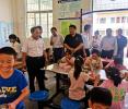 河南省基礎教育教學研究室赴太康開展結對幫扶工作