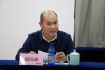 河南省委統戰部副部長梁險峰到中華網河南頻道調研指導工作