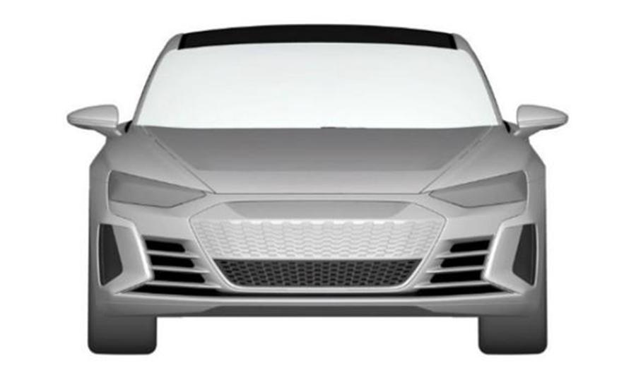 与R8共线生产 奥迪e-tron GT将于2月9日首发