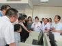 国家药品评价中心到郑州市调研药化监测工作