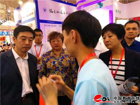 济南/核心提示:博览会的展示内容包括全国职业教育成果展、中华职业...