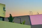 色彩几何记录城市