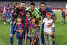 国王杯-梅西内马尔传射建功 巴萨3-1夺冠