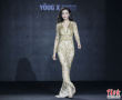超高人气YONG X大秀 震撼中国时尚美妆周