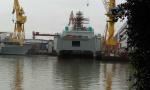 外媒关注中国新型双体舰:或用于搜集潜艇情报