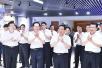 浙江省党政代表团在江苏学习考察
