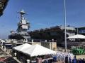 美国福特号航母正式服役 系美军最大核动力航母