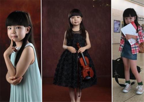 史上最小!7岁中国女孩考入世界顶级音乐学院
