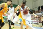 NBL联赛广西队战胜北京东方雄鹿 收获两连胜