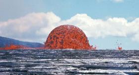 49年前火山喷发照