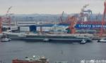 中国首艘国产航母刚动了一下,美日印就坐不住了!