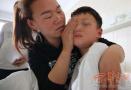 6岁男童被飞镖扎瞎