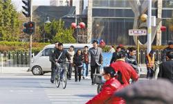 """曝光屏能治""""中国式过马路""""吗?"""