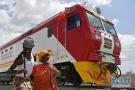 中国铁路建设惠及海外