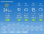 """洛阳天气:6月14日""""烧烤""""模式继续 气温20℃到36℃"""