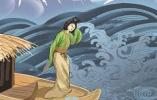 端午节,曹娥寻父也是节日起源之一