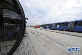 北京副中心最大公交场站开建