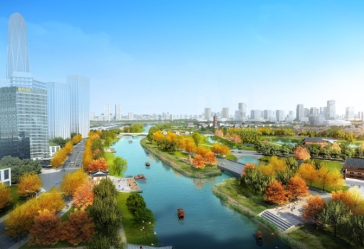 Beijing 'subsidiary center' to be green and livable