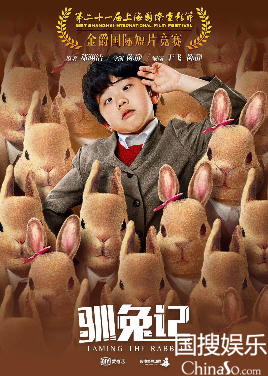 驯兔记海报