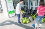共享轮椅现身镇江 首批30辆在江大附院投用