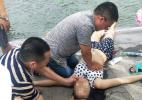 女孩千岛湖溺水呼吸暂停 路过教师紧急施救挽回生命