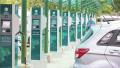 济南:充电桩车位经常被占 新能源汽车充电难题待破解