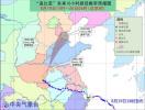 """台风""""温比亚""""强势北上 多地暴雨破历史极值"""