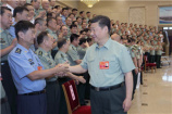 Xi requires military to enhance Party building