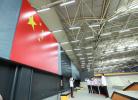 中国滑板队宣誓出征印尼第18届亚运会