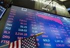 纽约股市暴跌