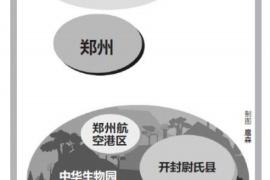 郑州大都市生态区:将建中华生物园和黄河中央湿地公园