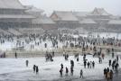 二月北方缘何频降雪?看看专家怎么说!