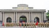"""""""解放之路""""——庆祝南京解放70周年群众活动隆重举行"""