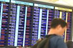 受示威集会影响 香港机场取消12日剩余航班