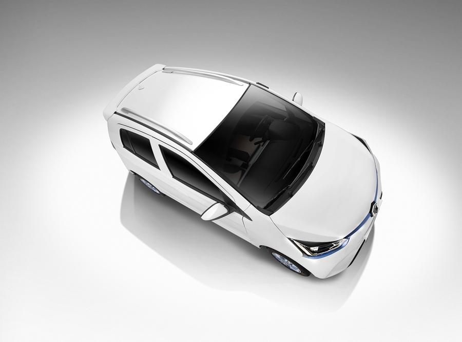 雷丁i3、i5双车上市 售价4.98万元起