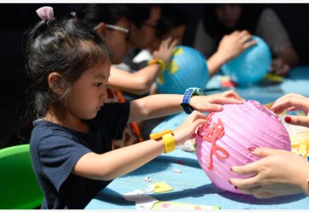 杭州:中秋佳节体验传统文化