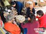 鲁山县张良镇:干群同吃一锅饭 共谋发展路